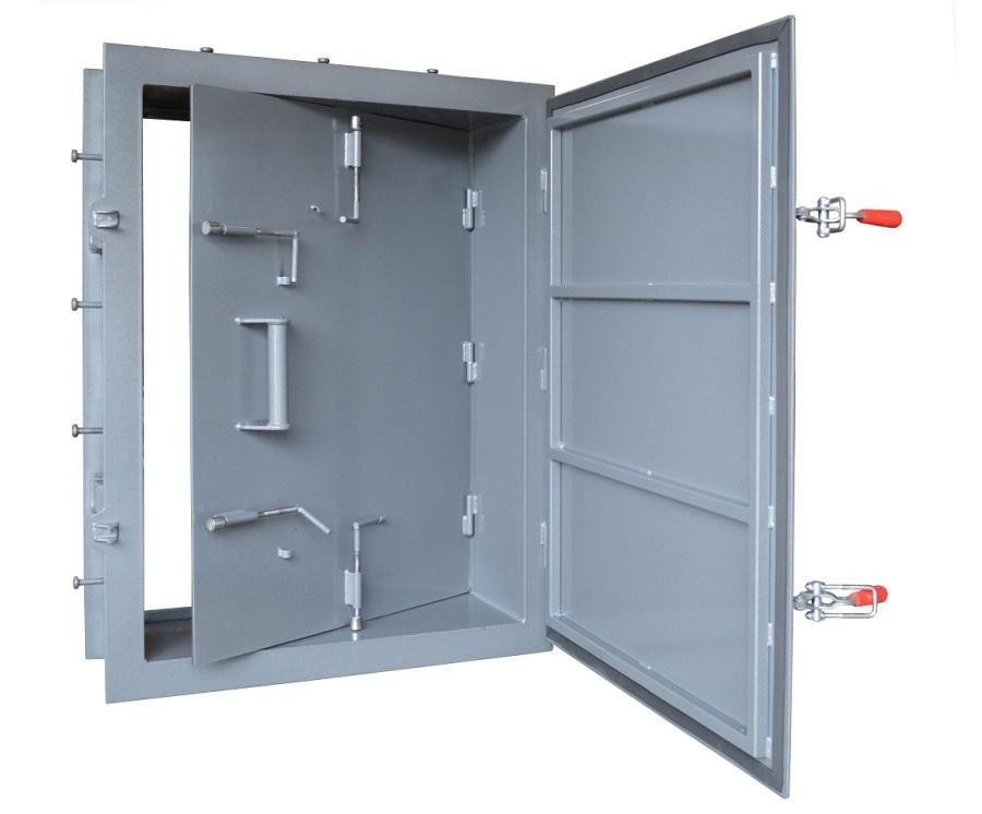 Blast Resistant Door Uae Arabian Gulf Doors