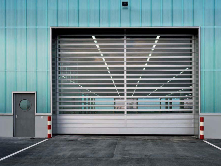 Roller Shutter Doors Dubai Efaflex High Speed Roller